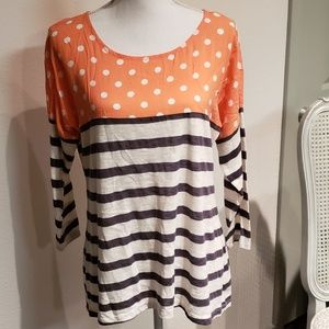 Anthropologie 9-H15 top